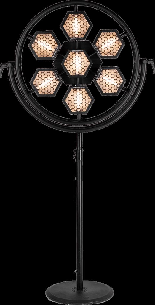 P1 Retro Lamp Packshot